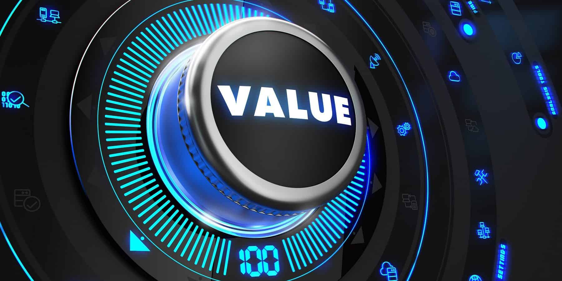 Value in business defined