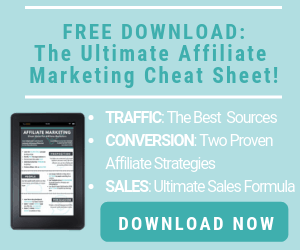 Free Download: Ultimate 5-Step Affiliate Marketing Cheat Sheet